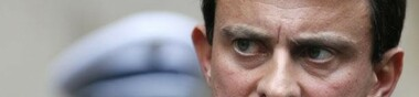 Valls à l'affiche