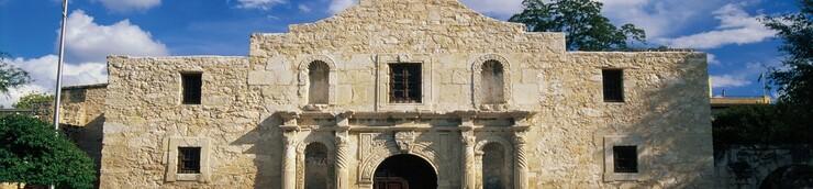 Le Western, ses hauts-lieux : Alamo