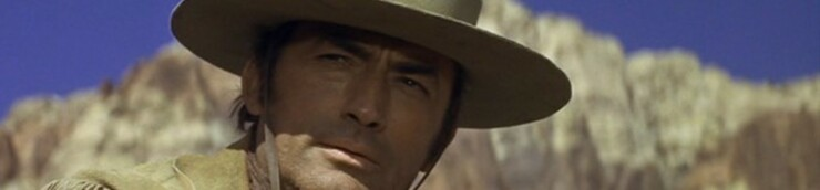 Le western, ses stars : Gregory Peck