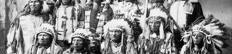 Le Western, ses peuples : les Sioux