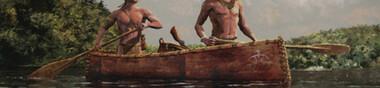 Le Western, ses peuples : les Iroquois