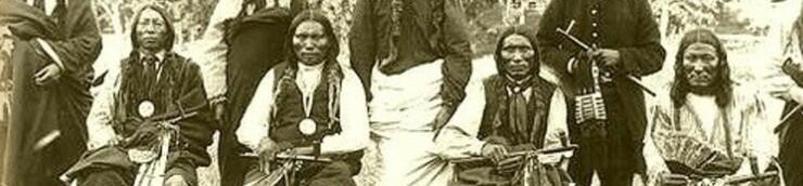 Le Western, ses peuples : les Cheyennes
