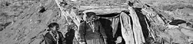Le Western, ses peuples : les Navajos