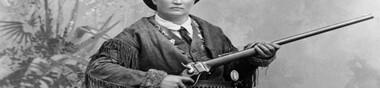 Le Western, ses légendes : Calamity Jane