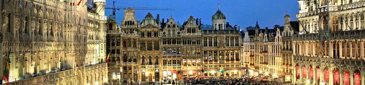 Tourné à Bruxelles