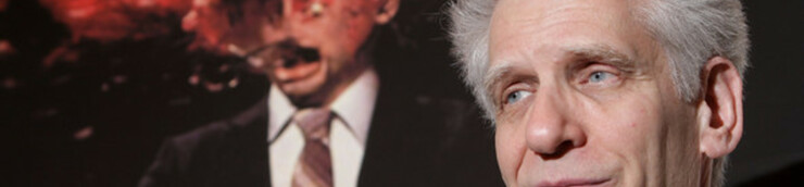 Top - David Cronenberg