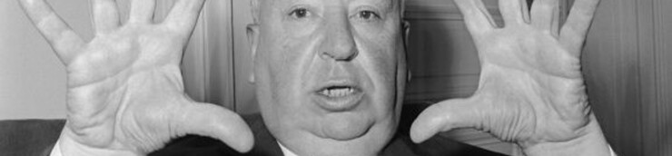 Alfred Hitchcock || Top Participatif