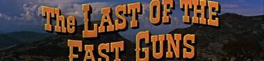 1958, les meilleurs westerns