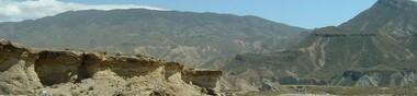 Filmés dans le désert de Tabernas