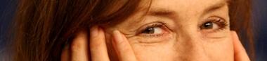 PumpUptheJam aime Isabelle Huppert