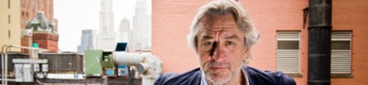Un acteur, un faux pas. Semaine 4 - Robert DeNiro.