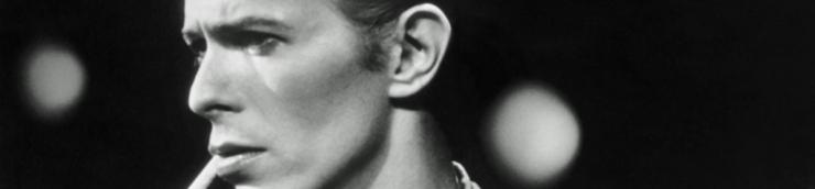 Bowie ? Il est beau, oui.