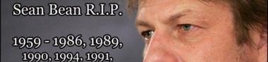 *Sean Bean est mort ce soir*