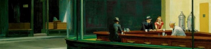 Edward Hopper, inspiration pour le cinéma.
