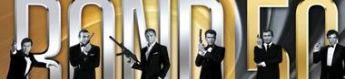"""Tous les """"James Bond"""" de ta vie..."""