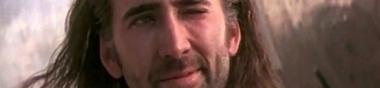 Nicolas Cage. Malgré la décennie 2000, je l'aime toujours !