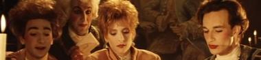 Perruques, blanc de céruse et crinolines - Mon Top XVIIIème siècle au cinéma