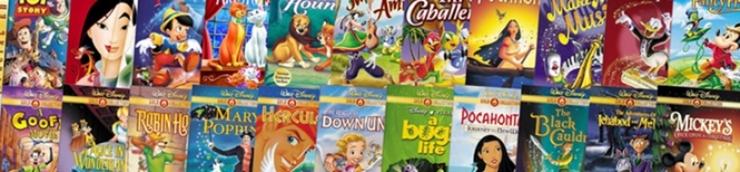 Classiques d'animation Disney