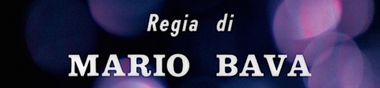 Mario Bava de haut en bas [Top]