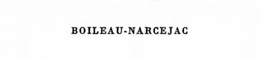 D'après Boileau-Narcejac [Chrono]