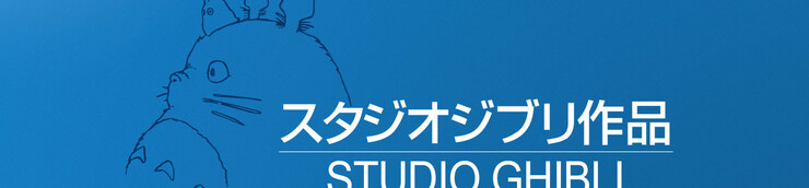 Top Studio Ghibli