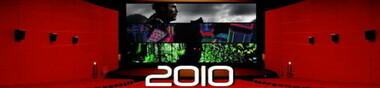 Top 20 pour 2010