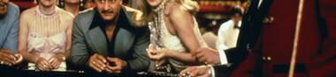 Les casino et les jeux d'argent au cinéma