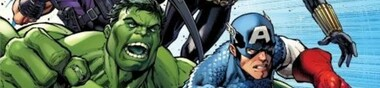 Adaptations de comics Marvel