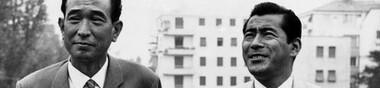 Akira Kurosawa 黒澤 明 & Toshirō Mifune 三船 敏郎