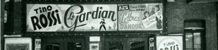 Dans les années 40, je serais allé les voir au ciné !