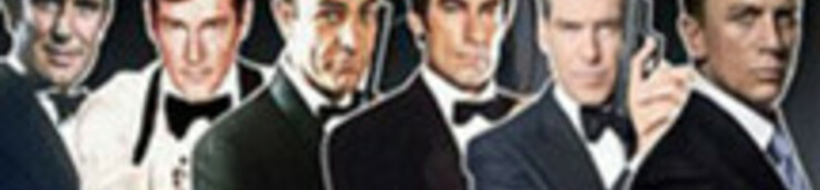 James Bond by Lestat