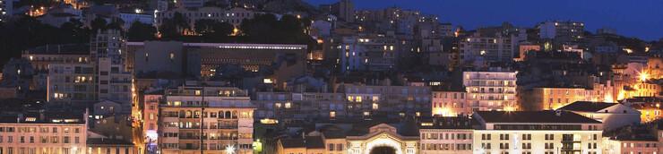 Marseille au cinéma
