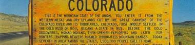 Etats américains de A à Z : le Colorado