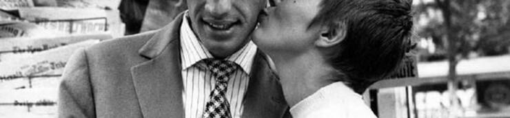 Belmondo et les femmes : les affiches